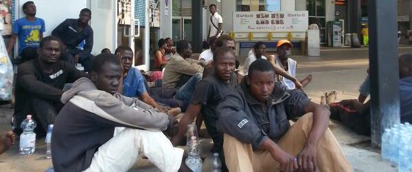 rifugiati_Stazione Centrale