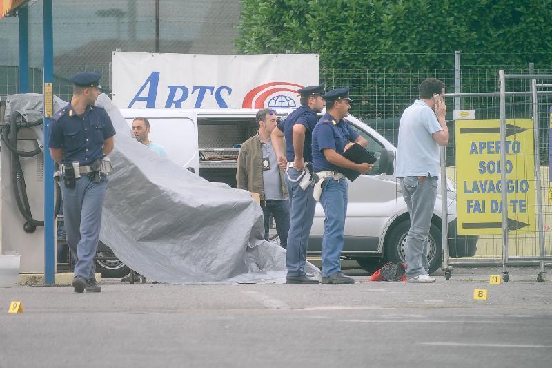 omicidio autolavaggio Cinisello Balsamo