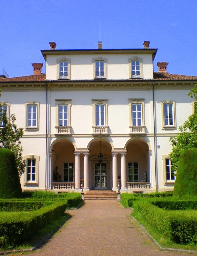villa clerici galleria arte sacra contemporanei