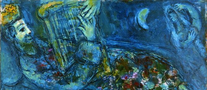 Chagall Davide