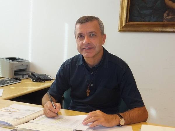 Monsignor Umberto Oltolini