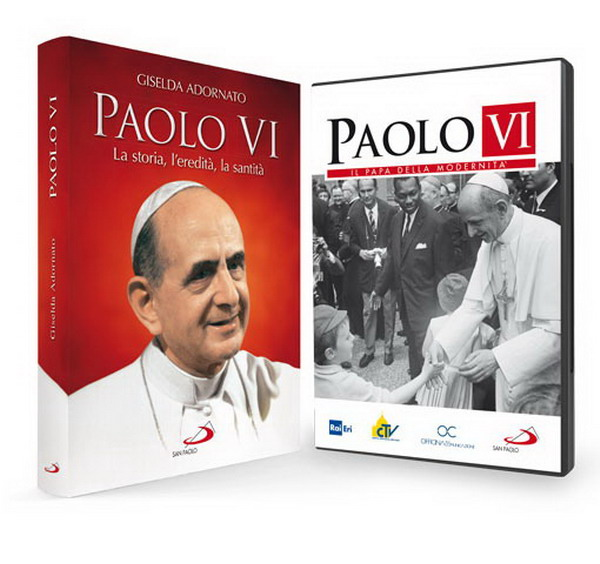 dvd e libro San Paolo