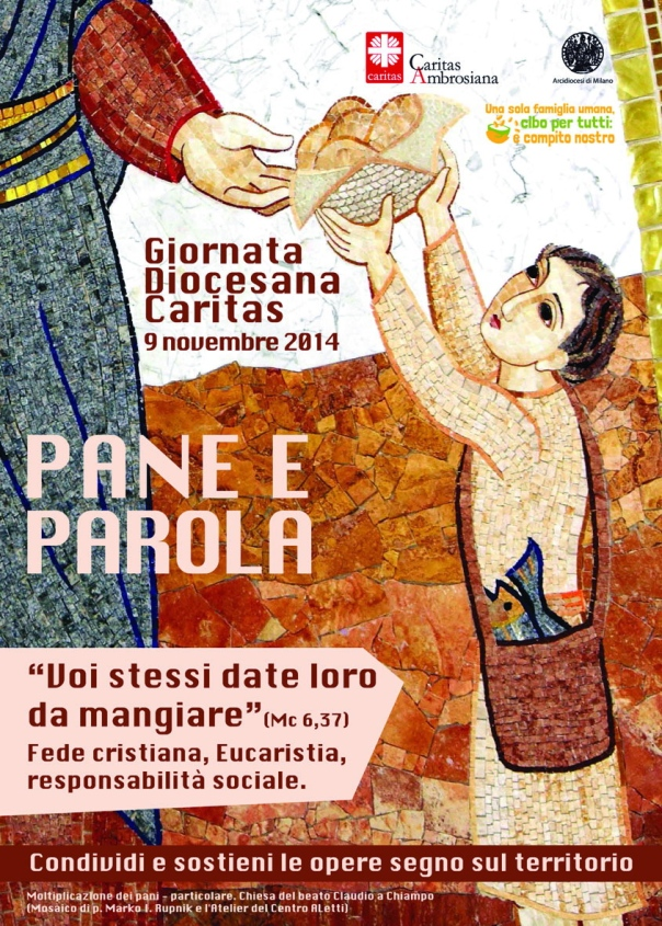locandina Giornata Caritas 2014