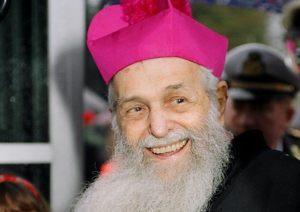 Monsignor Aristide Pirovano