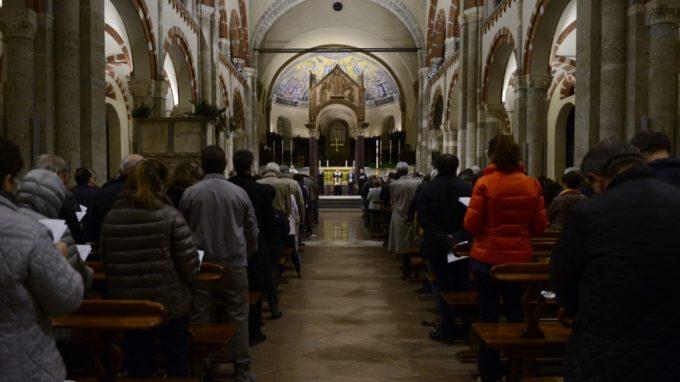 Giubileo dei lavoratori in Sant'Ambrogio