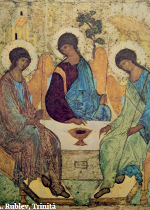 trinità rublev