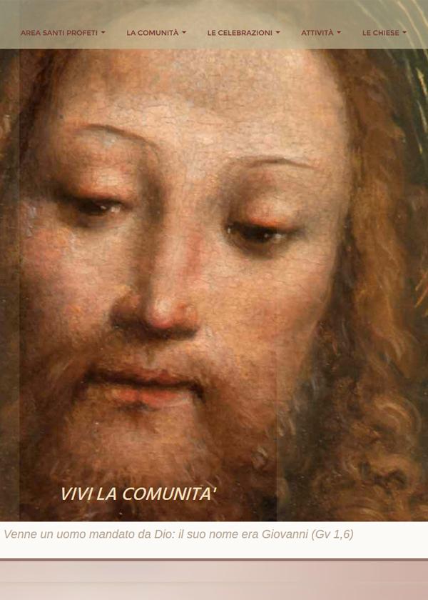 sito web santi profeti