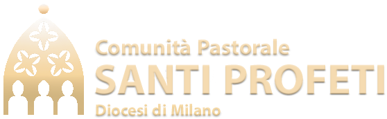 logo sito internet santi profeti