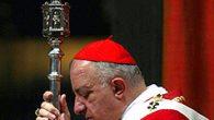 milano 29/9/2002 il cardinale  dionigi tettamanzi ansa carlo ferraro