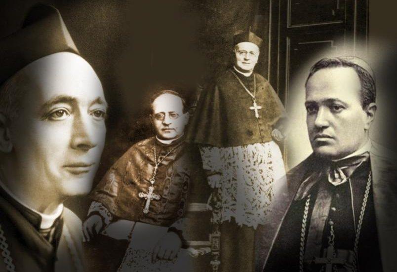 vescovi storia