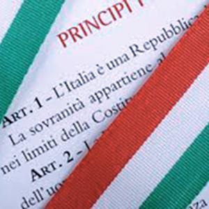 bandiera costituzione