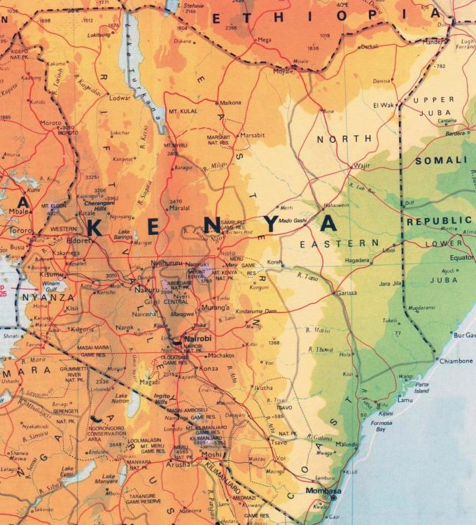 Siti di incontri cattolici in Kenya