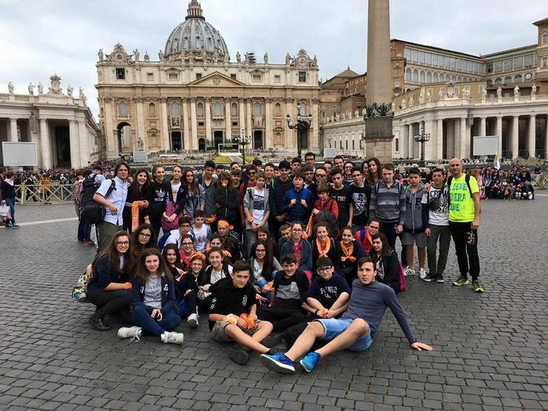 adolescenti Roma 2017