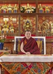 Tenzin Khenrab Rinpoche