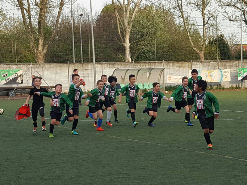 Bresso Calcio Bambini