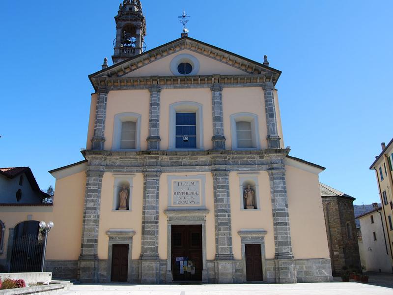 Chiesa di Sant'Eufemia Oggiono
