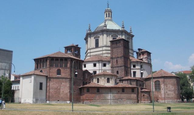 Milano, San Lorenzo Maggiore
