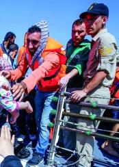Salvataggio immigrati