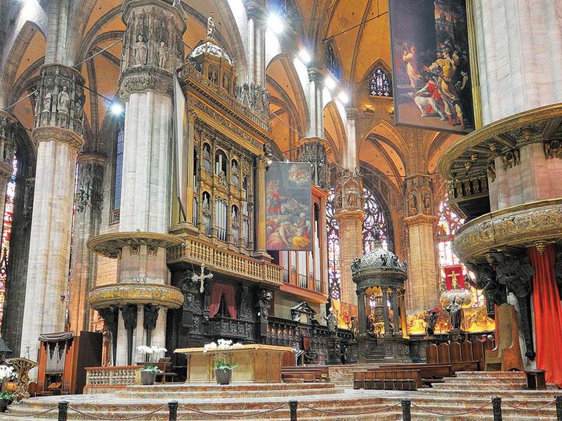Duomo di Milano - interno