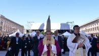 Messa per i malati Duomo Madonna di Fatima Delpini