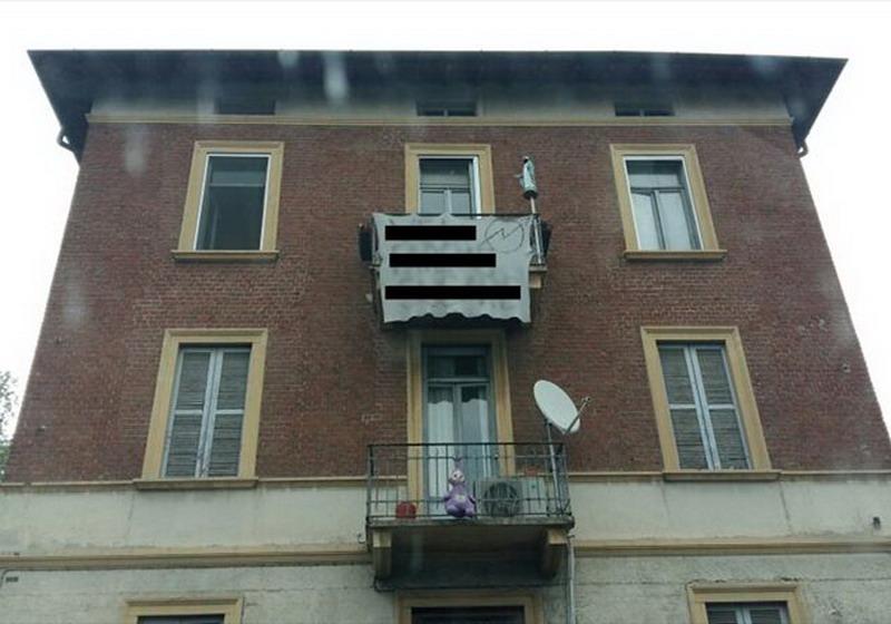 madonna Fatima scritte sacrileghe Milano