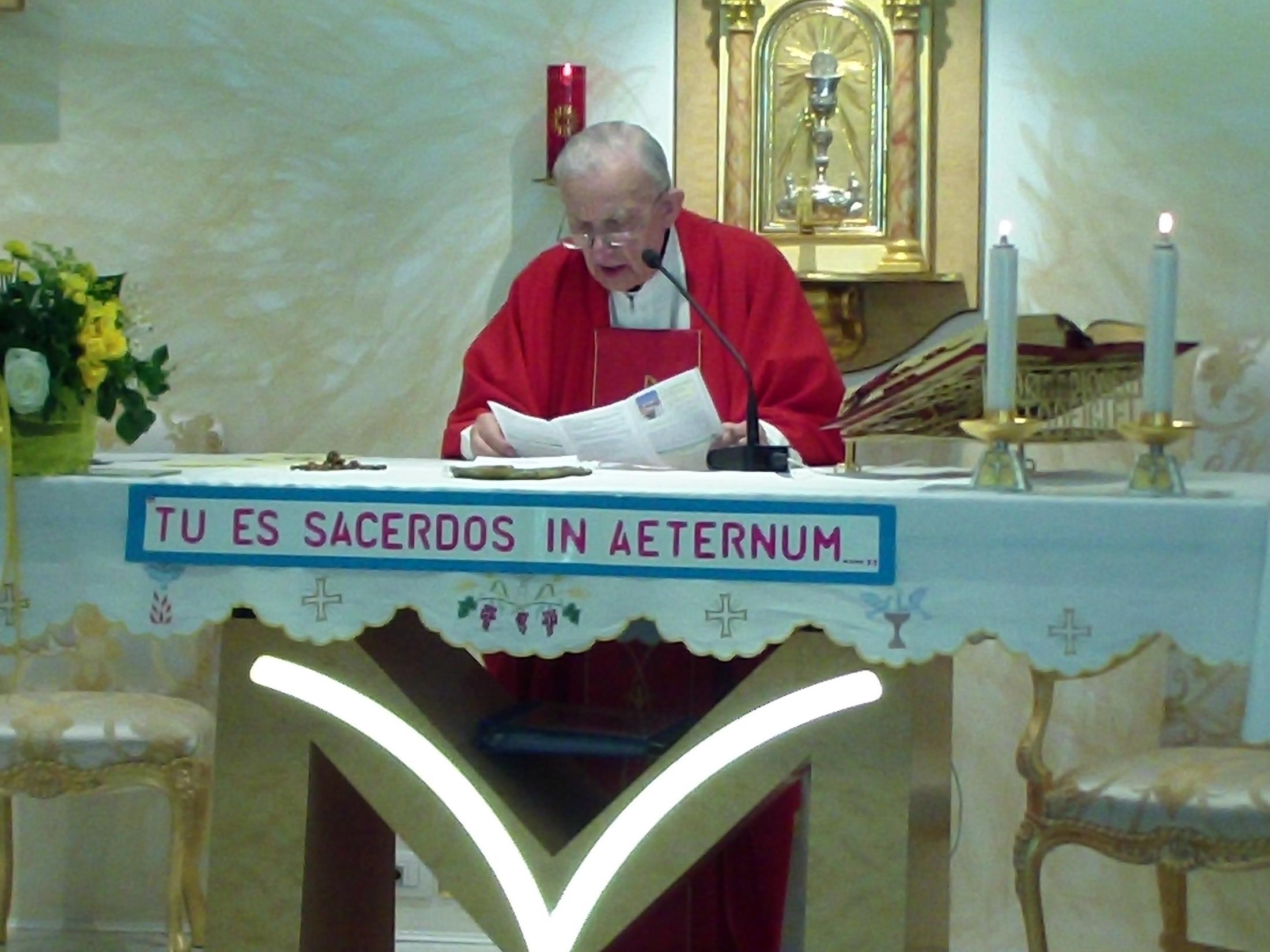 Don Mario Galbiati