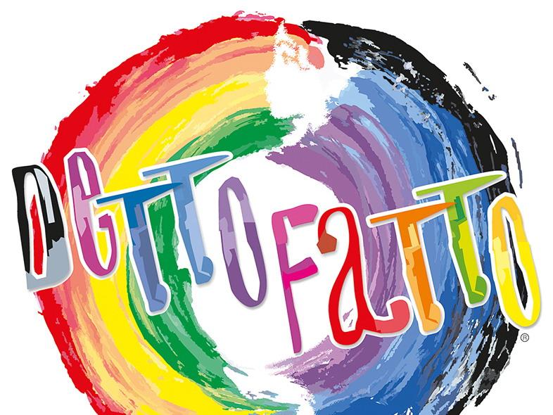 Logo Detto Fatto - Oratorio estivo 2017