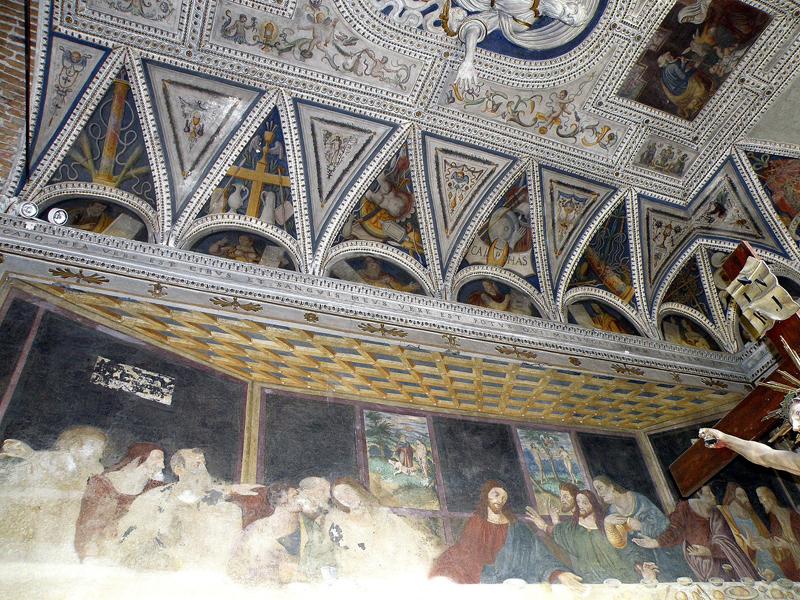 Sesto Calende abbazia San Donato