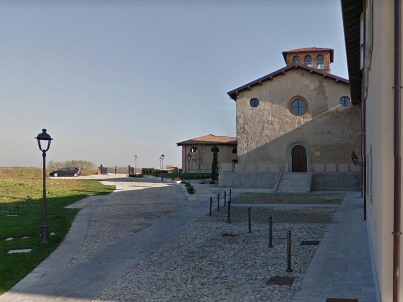 Chiesa di  Camuzzago