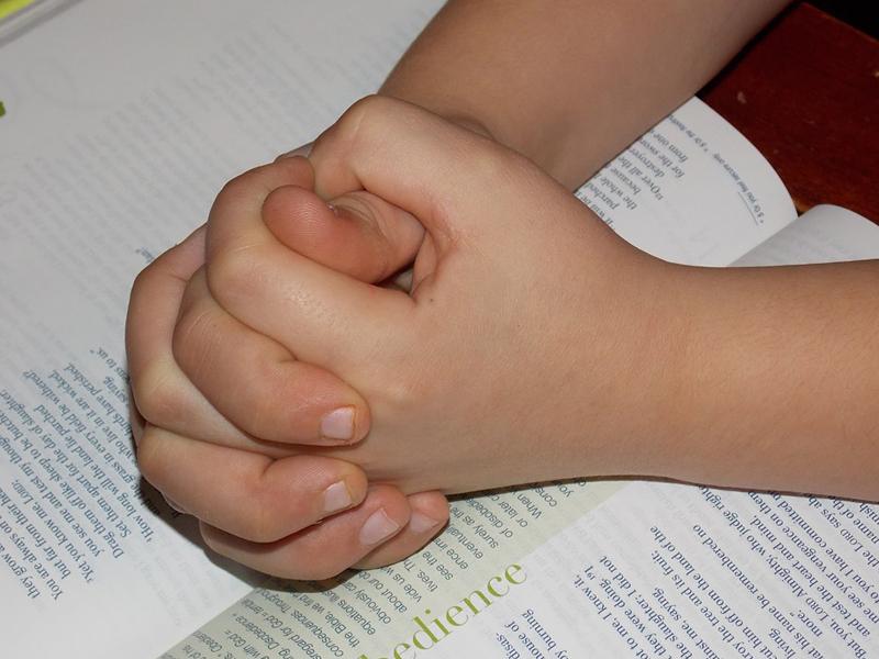 giovani preghiera