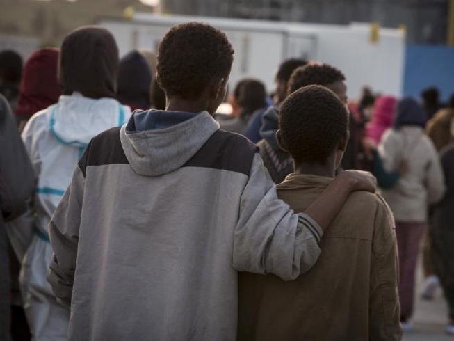 giovani immigrati