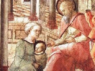 natività Giovanni Battista
