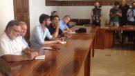 Tremolada giornalisti conferenza stampa