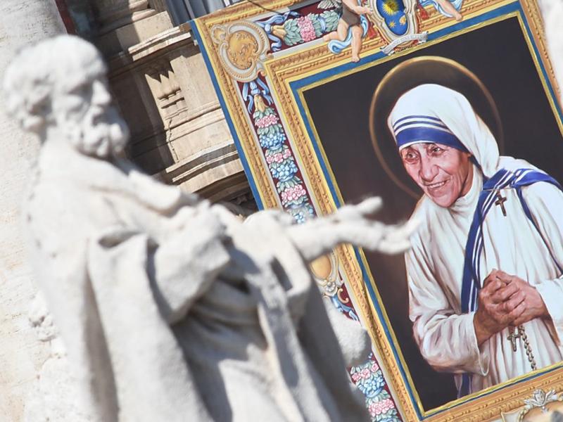 Madre Teresa Canonizzazione
