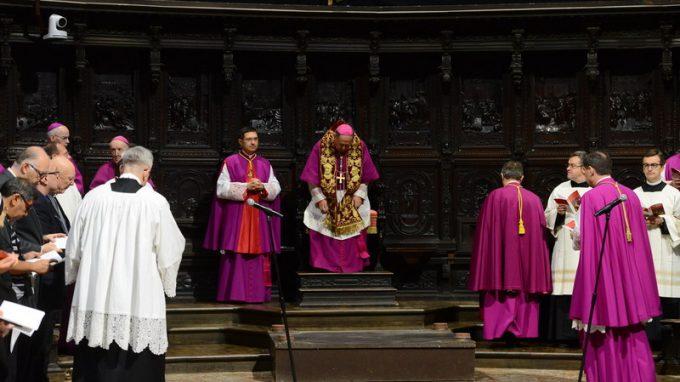 presa di pessesso arcivescovo delpini (AM)