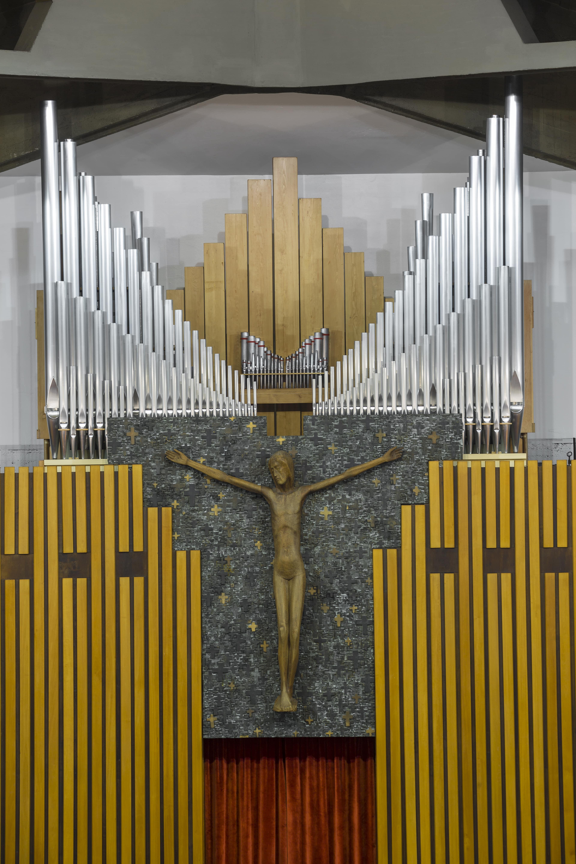 organo Mascioni Castiglione Olona