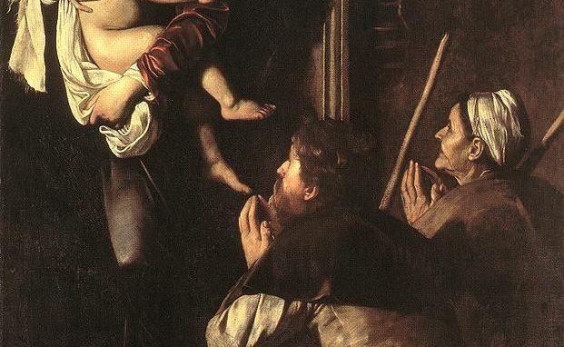 3 Madonna pellegrini