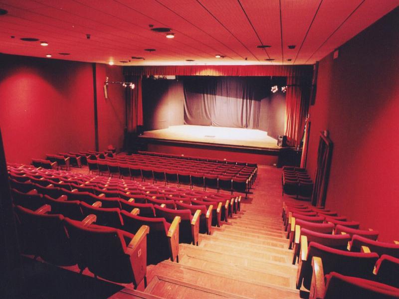 nuovo teatro ariberto