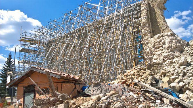 I resti della chiesa di S. Agostino_2