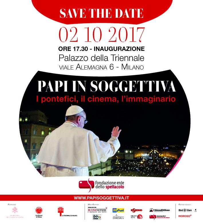 I papi e il cinema una mostra alla triennale for Viale alemagna 6 milano