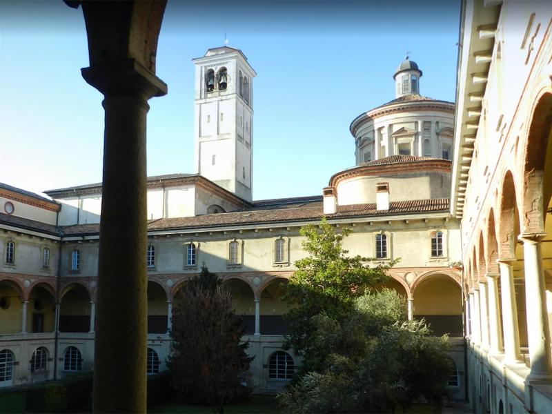 San Vittore al Corpo Milano
