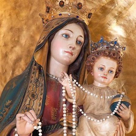b. vergine del rosario
