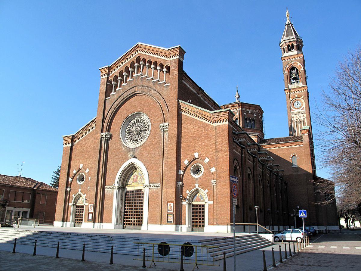 lissone chiesa prepositurale