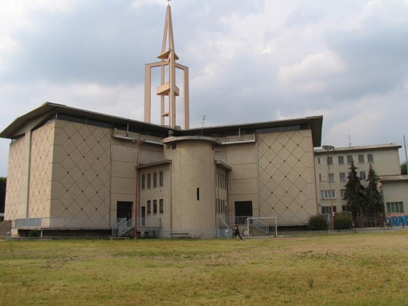 Santo Curato d'Ars al Giambellino