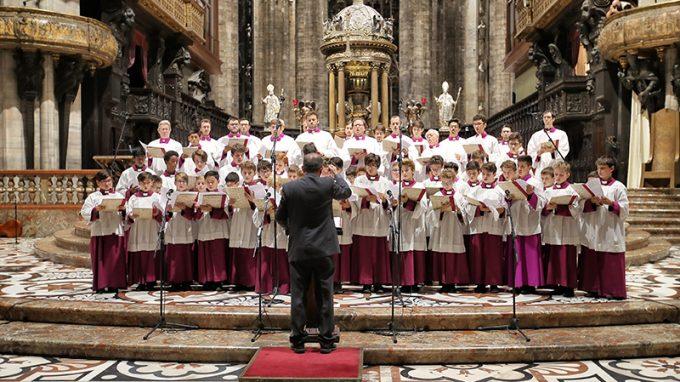 concerto in onore di Delpini