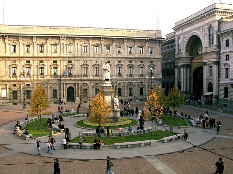 Palazzo Marino Milano