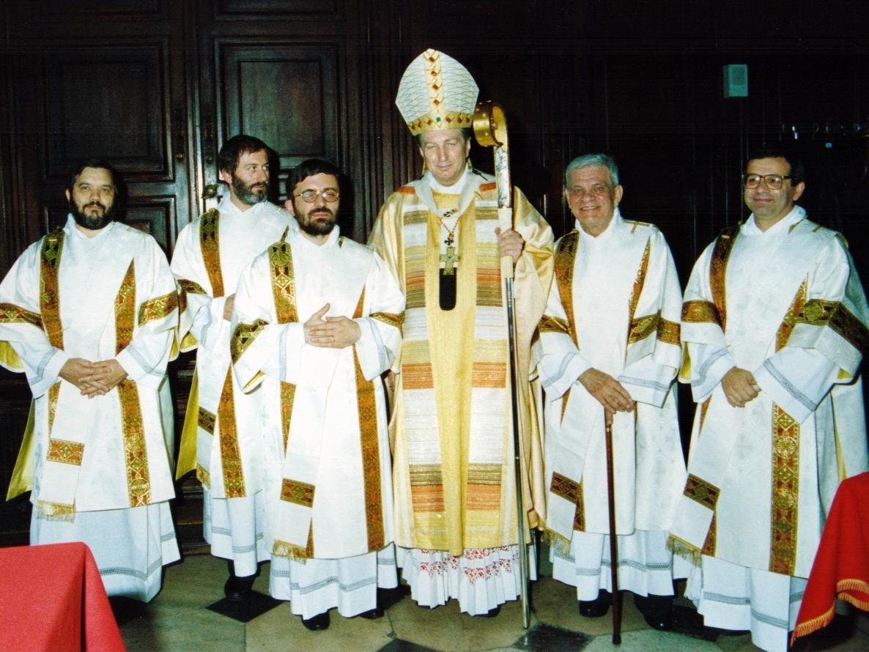 Prima Ordinazione diaconi permanenti
