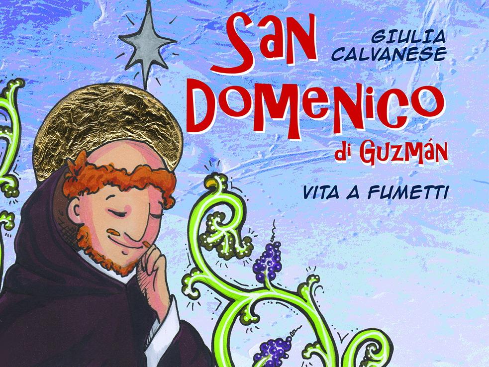 San_Domenico_di_Guzmán_Vita_a_fumetti_G_Calvanese