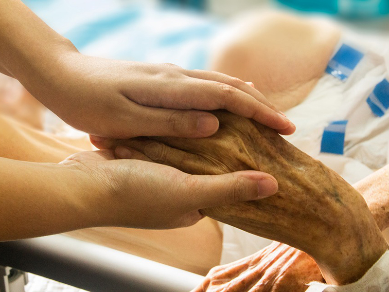 hand-in-hand malattia hospice