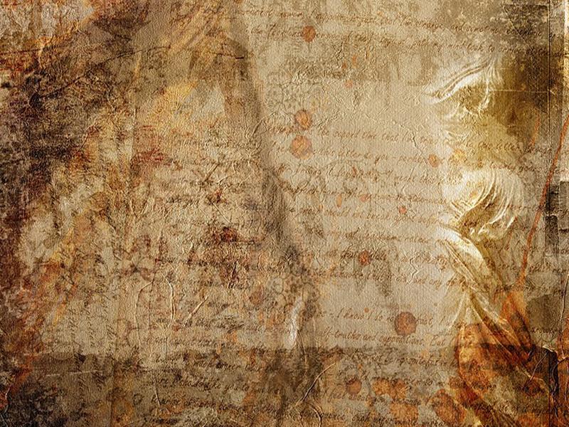 Manoscritto codice antico